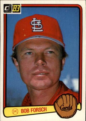 Photo of 1983 Donruss #64 Bob Forsch