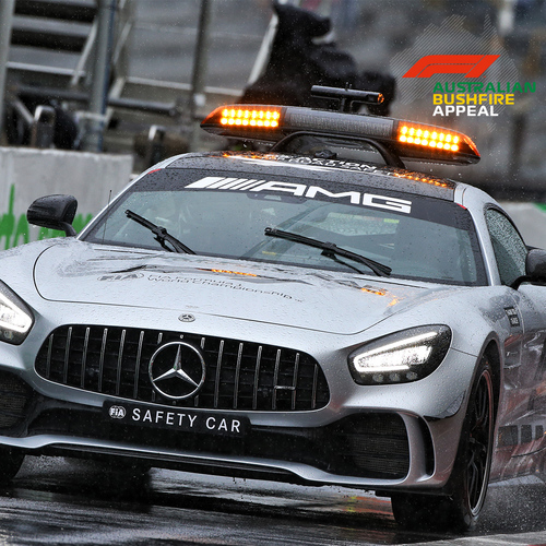 Photo of FIA Safety Car Experience
