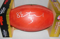 NFL - 49ERS C.J. BEATHARD SIGNED AUTHENTIC FOOTBALL