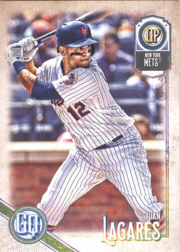 Photo of 2018 Topps Gypsy Queen #21 Juan Lagares