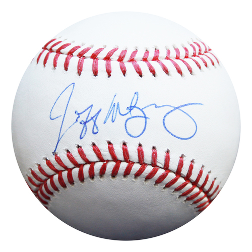 Photo of Autographed Baseball: Jeff Montgomery
