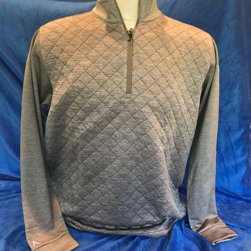 Photo of UMPS CARE AUCTION: UMPS CARE Antigua Arctic Pullover, Taupe, Size L