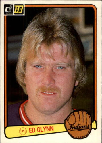 Photo of 1983 Donruss #537 Ed Glynn