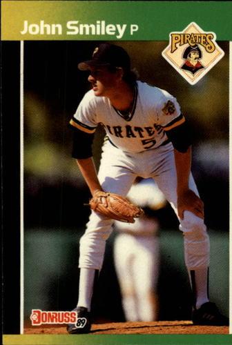 Photo of 1989 Donruss #329 John Smiley