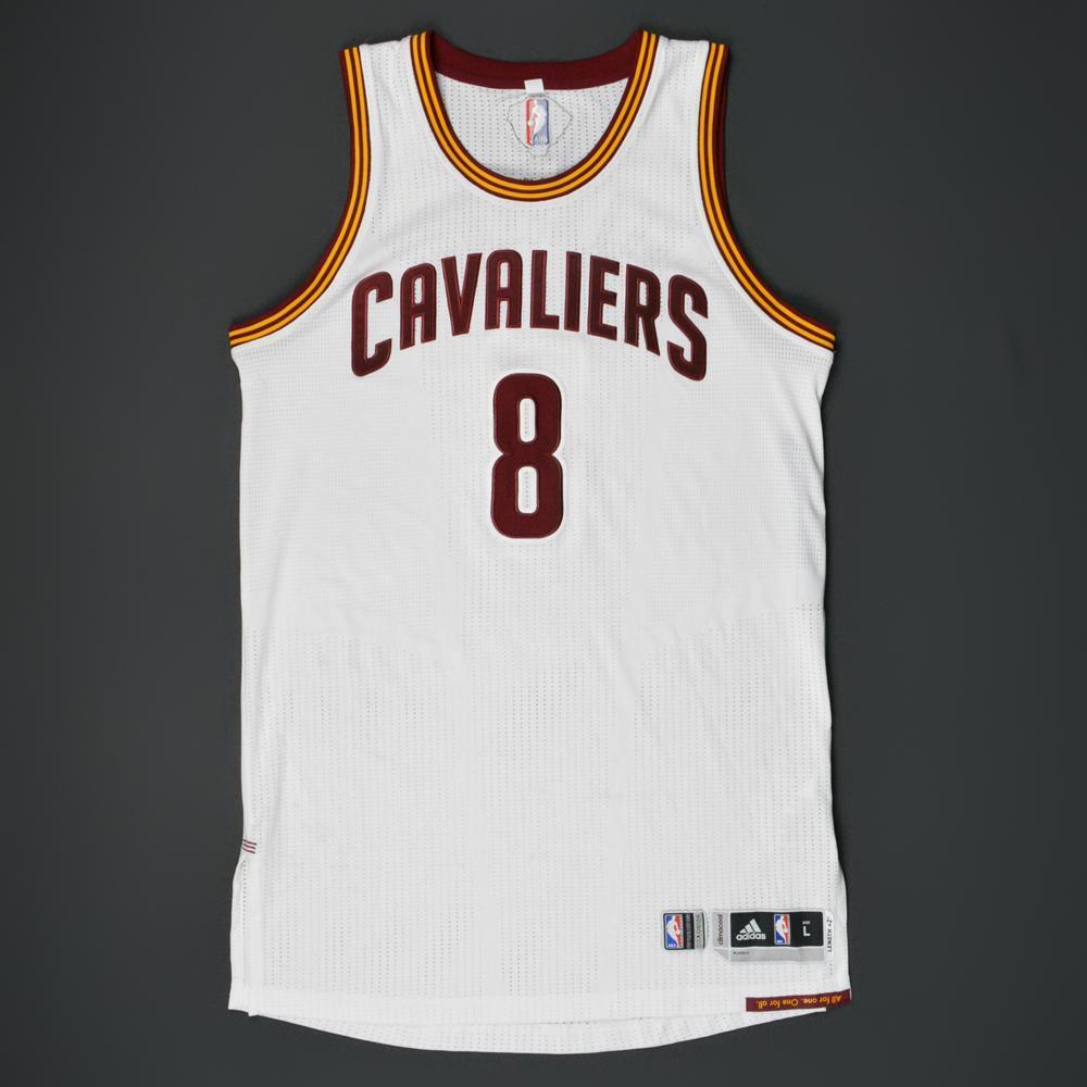 23a860e8f Matthew Dellavedova - Cleveland Cavaliers - 2016 NBA Finals - Game 3 - Game- Worn