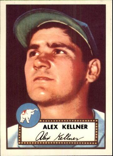 Photo of 1983 Topps 1952 Reprint #201 Alex Kellner
