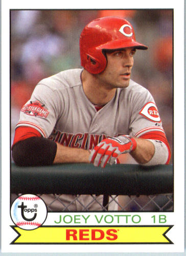 Photo of 2016 Topps Archives #172 Joey Votto