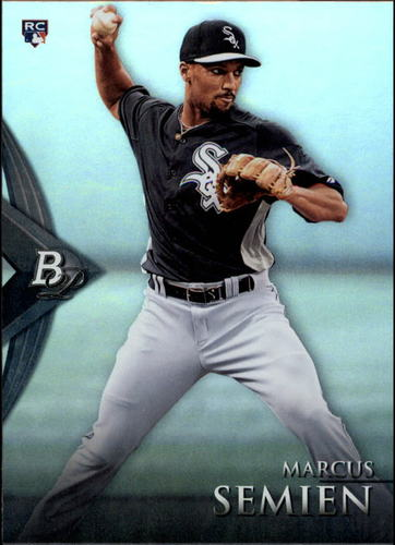 Photo of 2014 Bowman Platinum #89 Marcus Semien RC