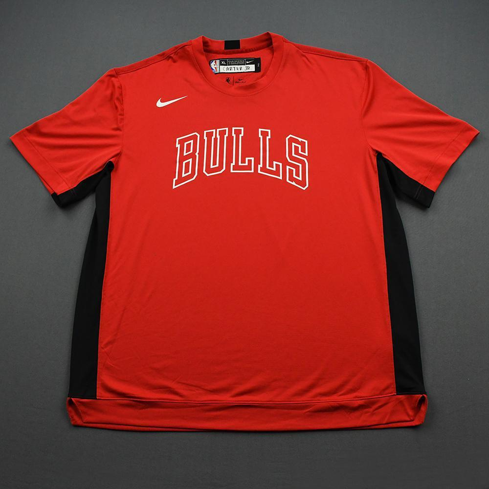 Wendell Carter Jr. - 2020 NBA Rising Stars - Team USA - Warm-up and Game-Issued Shooting Shirt