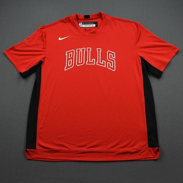 Image of Wendell Carter Jr. - 2020 NBA Rising Stars - Team USA - Warm-up and Game-Issued Shooting Shirt