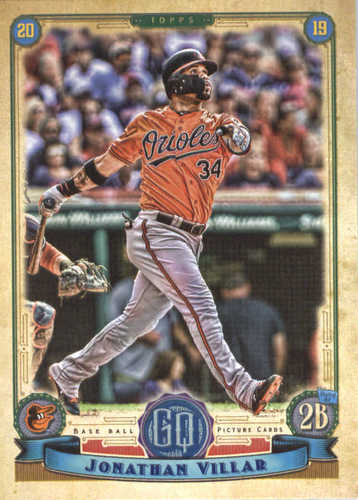 Photo of 2019 Topps Gypsy Queen #284 Jonathan Villar