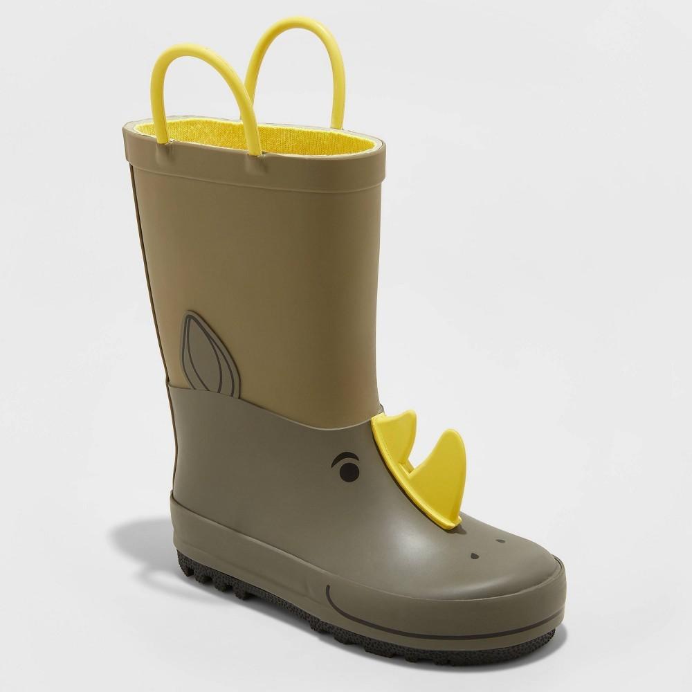 Photo of Toddler Boys' Benson Animal Icon Rain Boots - Cat & Jack