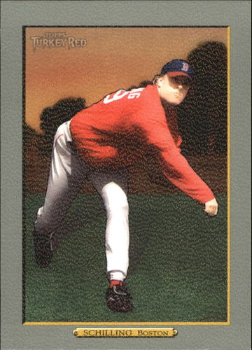 Photo of 2006 Topps Turkey Red #550 Curt Schilling