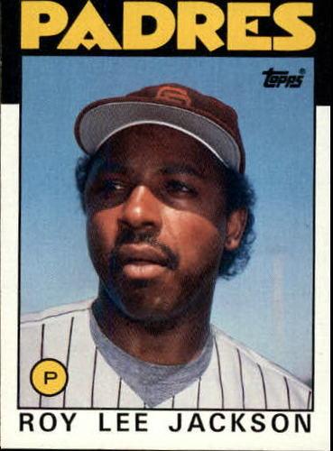 Photo of 1986 Topps #634 Roy Lee Jackson
