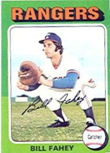 Photo of 1975 Topps #644 Bill Fahey