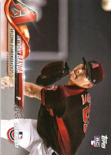 Photo of 2018 Topps Opening Day #136 Anthony Banda
