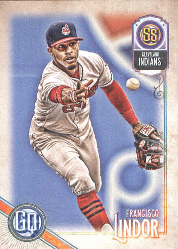 Photo of 2018 Topps Gypsy Queen #23 Francisco Lindor