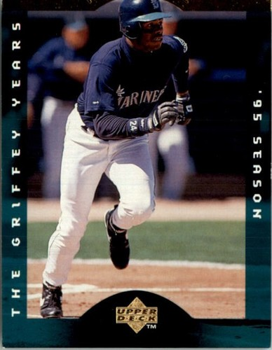 Photo of 1996 Collector's Choice Griffey A Cut Above #CA8 Ken Griffey Jr.
