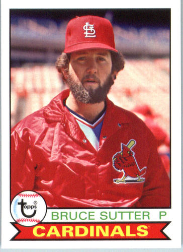 Photo of 2016 Topps Archives #177 Bruce Sutter