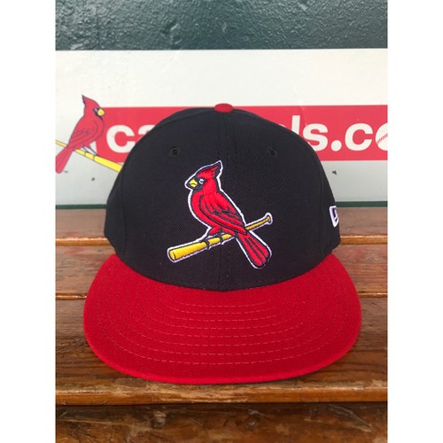 Photo of Cardinals Authentics: Game Worn Carson Kelly Sunday Alternate Cap