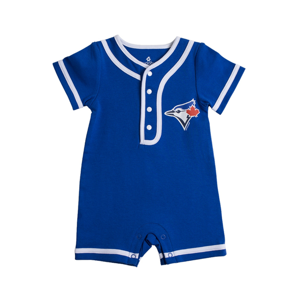 Toronto Blue Jays Infant Romper by Snugabye