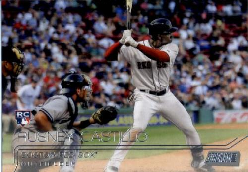 Photo of 2015 Stadium Club #212 Rusney Castillo RC