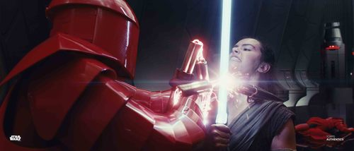 Rey and Praetorian Guard