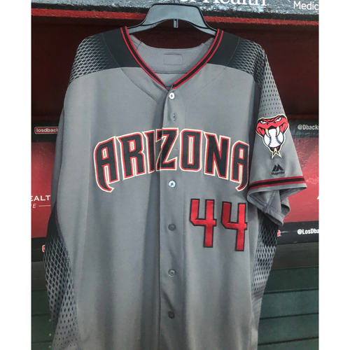 Photo of Paul Goldschmidt 2016 Team-Issued Jersey