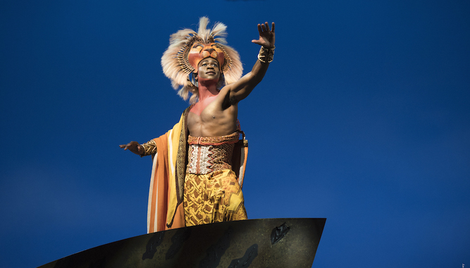 SEE THE LION KING ON BROADWAY & MEET A LEAD ACTOR IN NYC