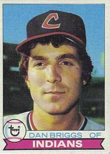 Photo of 1979 Topps #77 Dan Briggs DP