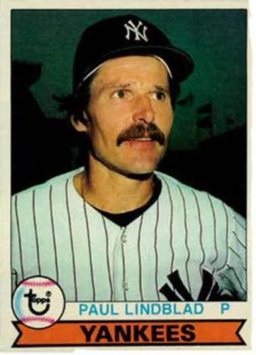 Photo of 1979 Topps #634 Paul Lindblad