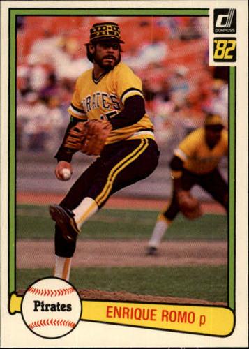 Photo of 1982 Donruss #59 Enrique Romo