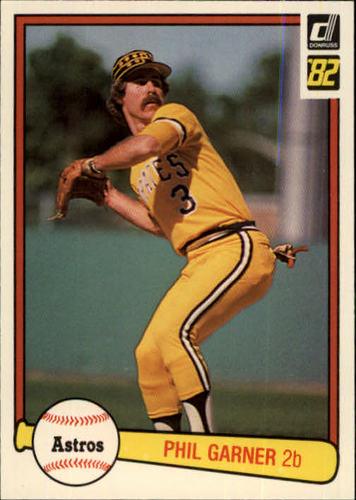 Photo of 1982 Donruss #544B Phil Garner