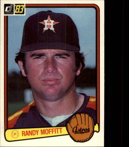 Photo of 1983 Donruss #545 Randy Moffitt