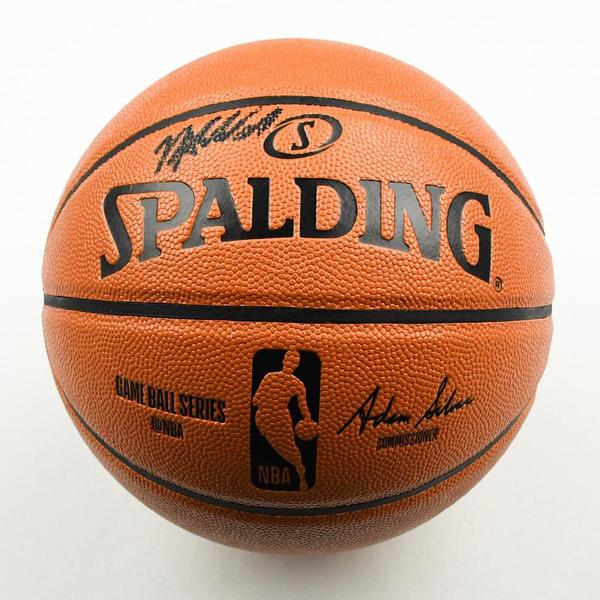 Image of Nickeil Alexander-Walker - New Orleans Pelicans - 2019 NBA Draft Class - Autographed Basketball