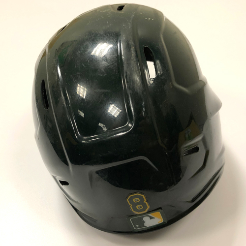 Photo of Game-Used 2020 Helmet - Robbie Grossman (ALWC Games 1 & 3) & (ALDS Games 3 & 4)