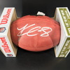 NFL - Vikings Kirk Cousins Signed Authentic Football