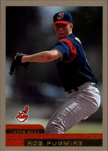 Photo of 2000 Topps Traded #T22 Rob Pugmire RC