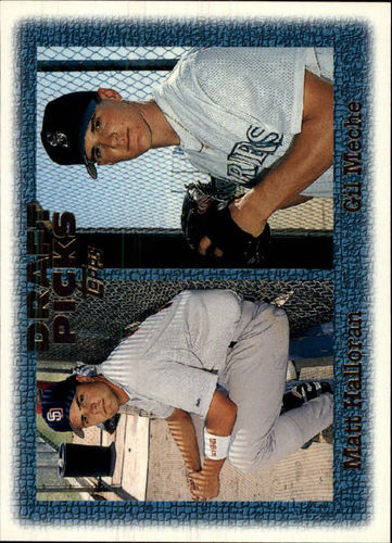 Photo of 1997 Topps #271 Gil Meche RC