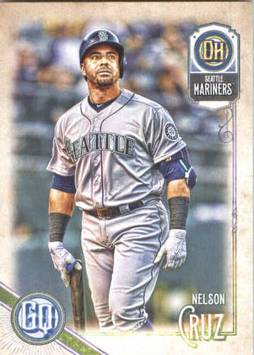 Photo of 2018 Topps Gypsy Queen #297 Nelson Cruz
