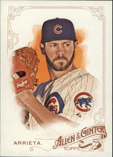 Photo of 2015 Topps Allen and Ginter #76 Jake Arrieta