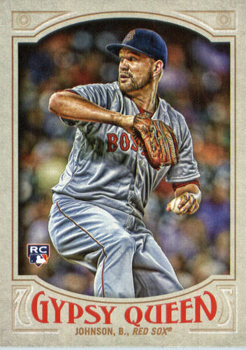 Photo of 2016 Topps Gypsy Queen #288 Brian Johnson RC