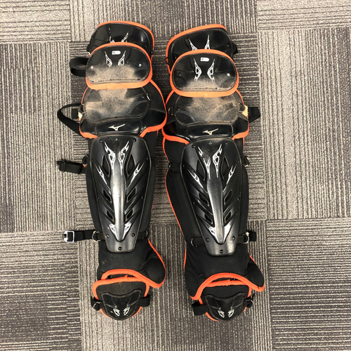 Photo of Team-Issued Shin Guards - #88 Eli Whiteside
