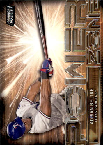 Photo of 2017 Stadium Club Power Zone #PZAB Adrian Beltre