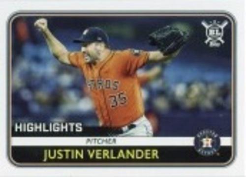 Photo of 2020 Topps Big League #291 Justin Verlander HL