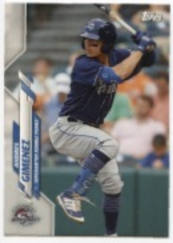 Photo of 2020 Topps Pro Debut #PD88 Andres Gimenez
