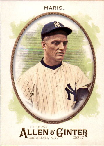 Photo of 2017 Topps Allen and Ginter #259 Roger Maris