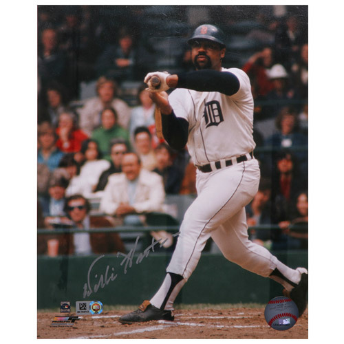 Photo of Detroit Tigers Willie Horton Autographed 8x10 Photo