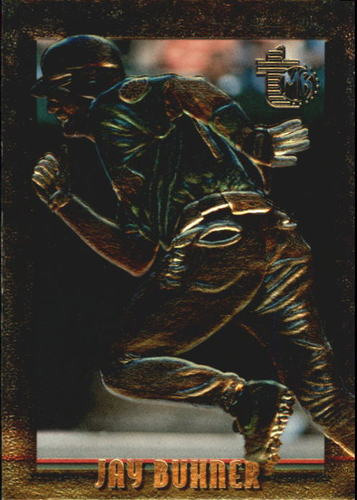 Photo of 1995 Topps Embossed Golden Idols #65 Jay Buhner