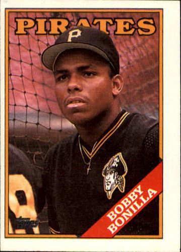 Photo of 1988 Topps #681 Bobby Bonilla